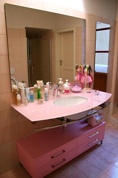 MSL Polini. Arredamenti personalizzati Mobile Bagno lavabo a vista ...