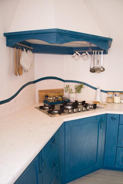 Msl polini arredamenti personalizzati cucina su misura - Piano cucina su misura ...
