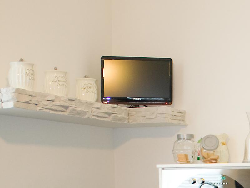 Msl polini arredamenti personalizzati cucina moderna - Mensole per cucina moderna ...