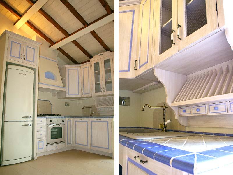 Msl polini arredamenti personalizzati cucina stile for Casa stile arredamenti