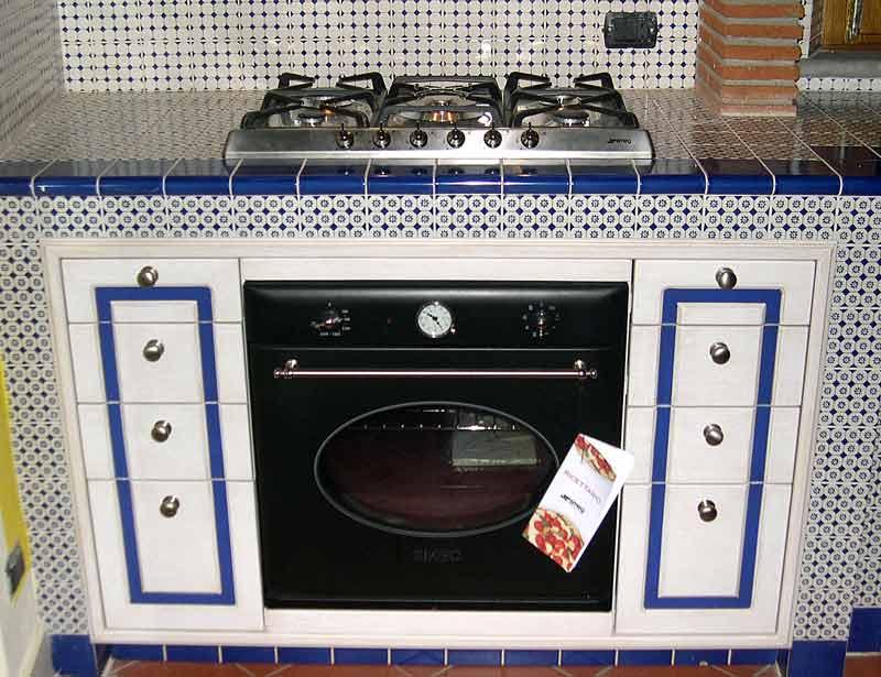 Msl polini. arredamenti personalizzati cucina finta muratura   msl ...