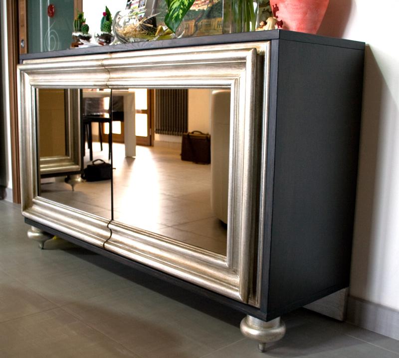 Msl polini arredamenti personalizzati mobile moderno - Mobile soggiorno moderno ...