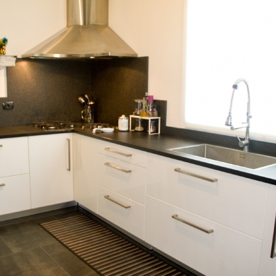 Elegant msl polini arredamenti mobile soggiorno parete - Cucine bicolore moderne ...
